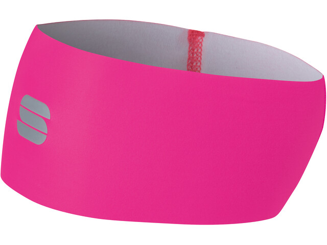 Sportful Edge Headband Women bubble gum
